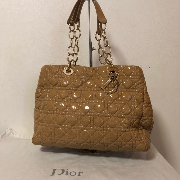 cc284b3b54a Dior Bags   Christian Lady Cannage Shopper Tote   Poshmark